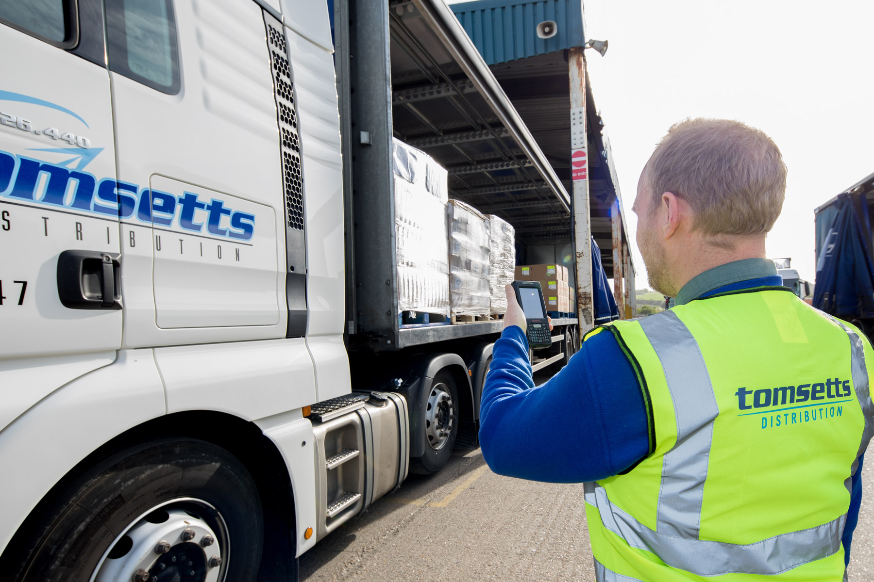 The latest news and vacancies at Tomsetts pallet distribution based in East Sussex, UK.